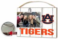 Auburn Tigers Weathered Logo Photo Frame