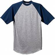 Augusta Short Sleeve Raglan Youth Custom Baseball Jersey