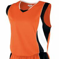 Augusta Wicking Mesh Extreme Girls' Softball Jersey