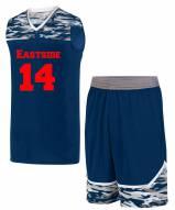 Augusta Youth Mod Camo Basketball Uniform