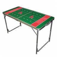 Ball State Cardinals Outdoor Folding Table
