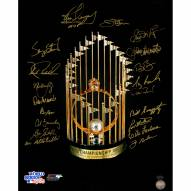 "Baltimore Orioles 1983 World Series Champs Signed 16"" x 20"" Photo"