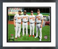 Baltimore Orioles 2015 MLB All-Star Game Framed Photo