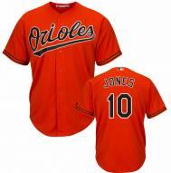 Baltimore Orioles Adam Jones Replica Orange Alternate Baseball Jersey