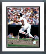 Baltimore Orioles Al Bumbry 1980 Framed Photo