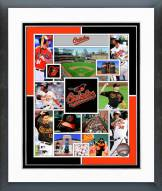 Baltimore Orioles Baltimore Orioles 2015 Team Composite Framed Photo