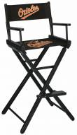 Baltimore Orioles Bar Height Director's Chair