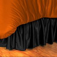 Baltimore Orioles Bed Skirt