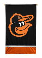 Baltimore Orioles Bird Logo Sidelines Wall Hanging