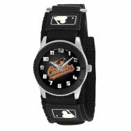 Baltimore Orioles Black Rookie Kids Watch