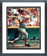 Baltimore Orioles Boog Powell Batting Framed Photo