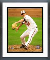Baltimore Orioles Brad Brach 2015 Action Framed Photo