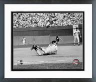 Baltimore Orioles Brooks Robinson Diving Catch Framed Photo