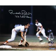 "Baltimore Orioles Brooks Robinson w/ ""16 Gold Gloves"" Signed 16"" x 20"" Photo"