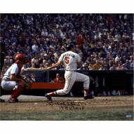 "Baltimore Orioles Brooks Robinson w/ ""1970 WS MVP"" Signed 16"" x 20"" Photo"