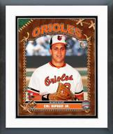 Baltimore Orioles Cal Ripken Jr. Studio Plus Framed Photo
