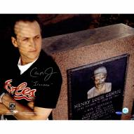 "Baltimore Orioles Cal Ripken Jr. w/ ""Ironman"" Signed 16"" x 20"" Photo"