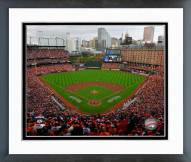 Baltimore Orioles Camden Yards 2014 AL Division Series Framed Photo