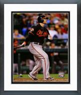 Baltimore Orioles Chris Davis 2014 Action Framed Photo