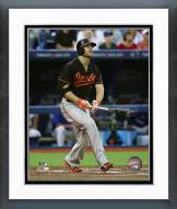 Baltimore Orioles Chris Davis 2015 Action Framed Photo