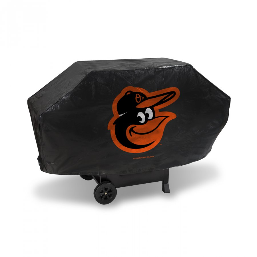Baltimore Orioles Deluxe Padded Grill Cover