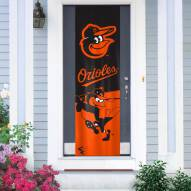 Baltimore Orioles Door Banner