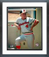 Baltimore Orioles Earl Weaver Manager Framed Photo