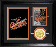 "Baltimore Orioles ""Fan Memories"" Desktop Photo Mint"