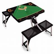 Baltimore Orioles Folding Picnic Table