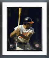 Baltimore Orioles Frank Robinson Batting Action Framed Photo