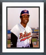 Baltimore Orioles Frank Robinson Posed Framed Photo
