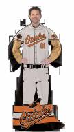 Baltimore Orioles Full Body Comfy Throw Blanket