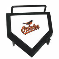 Baltimore Orioles Home Plate Coaster Set