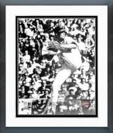 Baltimore Orioles Jim Palmer Pitching 1965 Framed Photo