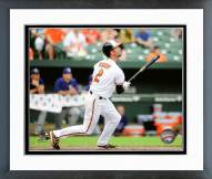 Baltimore Orioles J.J. Hardy 2015 Action Framed Photo
