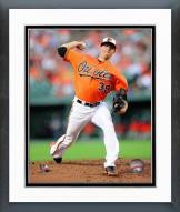 Baltimore Orioles Kevin Gausman 2014 Action Framed Photo