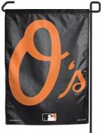 """Baltimore Orioles Logo 11"""" x 15"""" Garden Flag"""