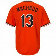 Baltimore Orioles Manny Machado Cooperstown Replica Baseball Jersey