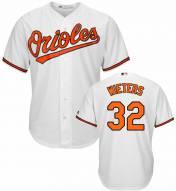 Baltimore Orioles Matt Wieters Replica Home Baseball Jersey
