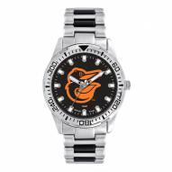 Baltimore Orioles Men's Heavy Hitter Watch