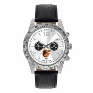 Baltimore Orioles Men's Letterman Watch