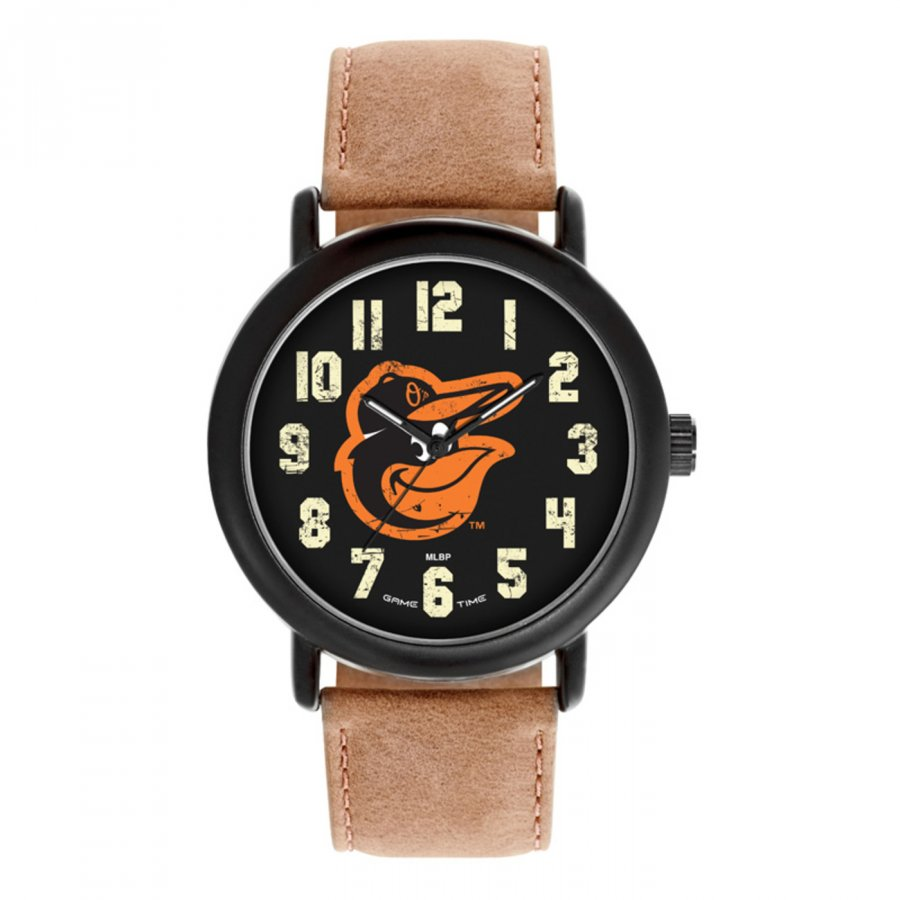 Baltimore Orioles Men's Throwback Watch