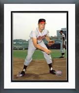 Baltimore Orioles Milt Pappas Posed Framed Photo
