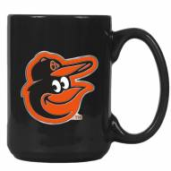 Baltimore Orioles MLB 2-Piece Ceramic Coffee Mug Set