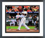 Baltimore Orioles Nelson Cruz Home Run 2014 AL Division Series Framed Photo