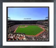 Baltimore Orioles Oriole Park at Camden Yards 2014 Framed Photo