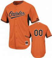 Baltimore Orioles Personalized Authentic Batting Practice Baseball Jersey