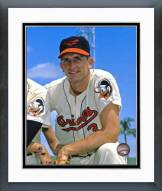 Baltimore Orioles Ron Hansen Posed Framed Photo