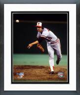 Baltimore Orioles Scott McGregor Game 5 1983 World Series Framed Photo