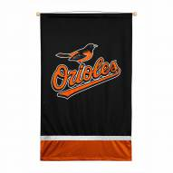 Baltimore Orioles Sidelines Wall Hanging